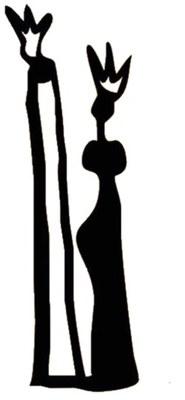 Escut Associació Cultural la Fal·lera Gegantera de Tàrrega.