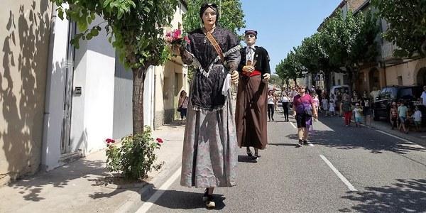 Festa Major de Claravalls.