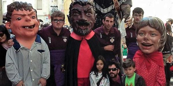 Seguici de les Santes Espines - La Festa de l'Eixida i la Nit del Tararot.