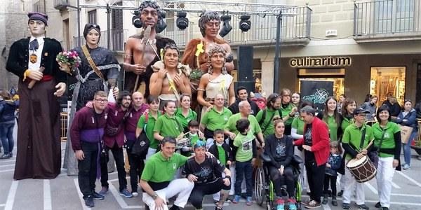 Tàrrega – Festa Solidaria.
