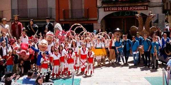 Tàrrega - Seguici de les Santes Espines - La Festa de l'Eixida.