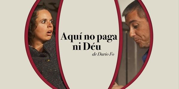 """Concurs de Teatre- """"AQUI NO PAGA NI DÉU"""" del grup Deixalles81"""