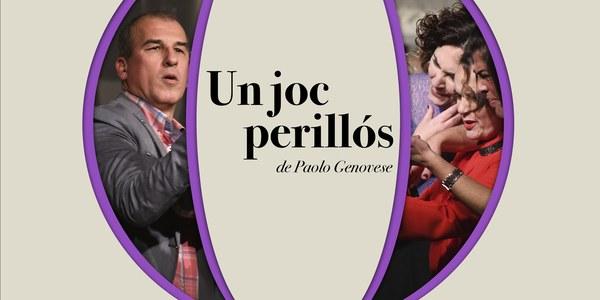 """Concurs de Teatre- """"UN JOC PERILLÓS"""" del Grup Onze al Teatre de Sant Quirze del Vallès."""