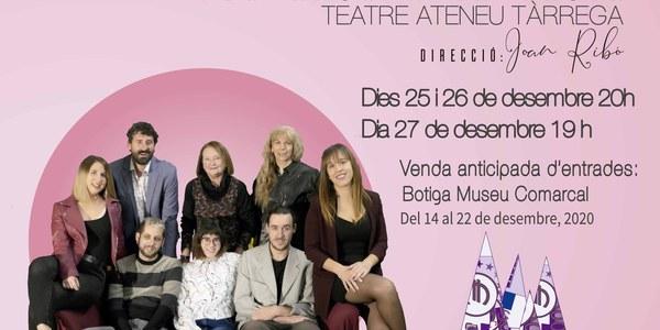 Per Nadal, Tornem al Teatre.